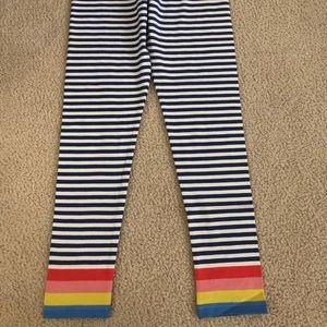 Mini Boden leggings 11-12 NEW!